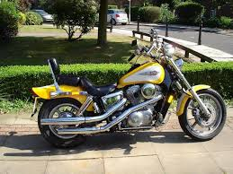 honda shadow spirit honda shadow vt1100 spirit motorcycle in fulham london gumtree