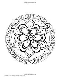 my kolam floral jewels pattern d is for drawing pinterest