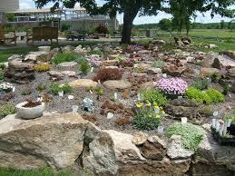 rock wall gardens perth ontario canada