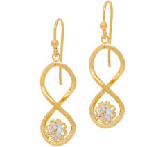 earrings gold earrings gold silver stainless steel earrings more qvc