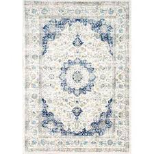 White Rugs 5 X 8 Area Rugs Rugs The Home Depot