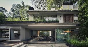 Holiday Home Design Ideas Lavish Holiday House Cloaked In Green Promises A Tranquil Escape