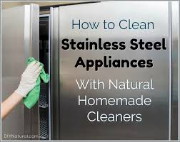 how to clean stainless steel and a homemade stainless steel cleaner