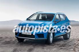 new suv seat arona revealed its first official image more data