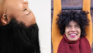 Styles To Wear While Transitioning To Natural Hair - to go from relaxed to natural hair