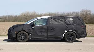 2017 minivan honda 2017 honda odyssey spy photos motor1 com photos
