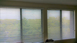 custom wood blinds installation in the boston area installers