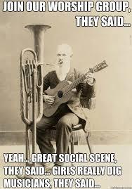 Tuba Memes - church musician anglican memes