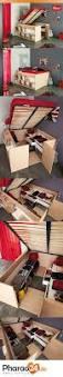 Einrichtungsideen Perfekte Schlafzimmer Design Die Besten 20 Hochbett Für Erwachsene Ideen Auf Pinterest
