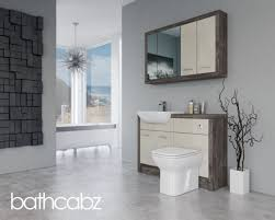 Bathroom Fitted Furniture Jackson Pine Bathroom Fitted Furniture Sr V2 1200mm With