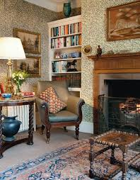 country cottage wallpaper style with arts and crafts wallpaper i would like to do