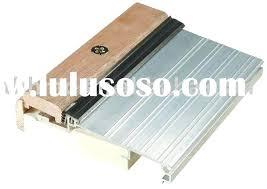 Replacing An Exterior Door Threshold Door Threshold Replacement Installing Exterior Door Aluminum