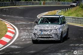 racing land rover land rover range rover sport svr 2018 23 june 2017 autogespot