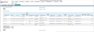 sample management reports sample transaction report png a sample of the transaction report is shown below