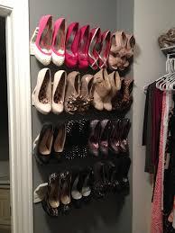 Closet Door Shoe Storage 100 Ideas To Try About Organization Necklace Organization