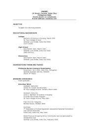 resume vet nurse cover letter salary history in medical assistant