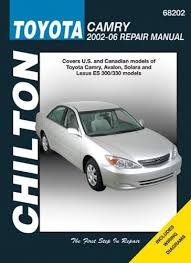 hayes auto repair manual 1993 toyota previa windshield wipe control toyota camry chilton repair manual 2002 2006 hay68202