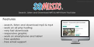 download mp3 from youtube php ddmusic youtube convert and download script php multimedia scripts
