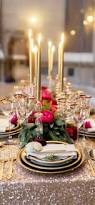 Table Decoration Christmas Pinterest by Best 25 Christmas Tablescapes Ideas On Pinterest Xmas Table