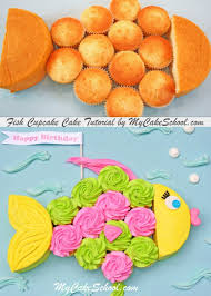 21 pull apart cupcake cake ideas pretty my party