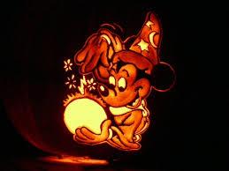 sorcerers apprentice pumpkin by kenklinker on deviantart
