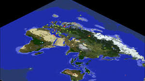 earth map minecraft server with earth map earthmc trailer
