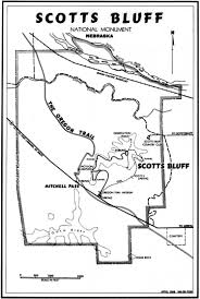 Map Of Monument Valley Maps Scotts Bluff National Monument U S National Park Service