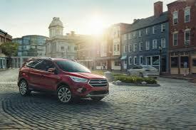 ford crossover escape 2018 ford escape titanium suv model highlights ford com