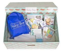 The Bed Box U2013 The Baby Box Co