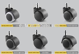 pp small furniture casters wheel swivel office chair casters from