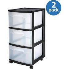 sterilite drawer mini desktop organizer set of