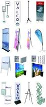 Stand Up Flag Banners Standard Display Standee And Customized Stand Valco Creations