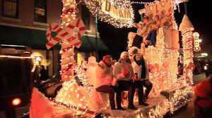 boothbay festival of lights 2015 festival of lights parade youtube