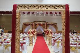hindu wedding mandap decorations hindu wedding mandap unique wedding party services