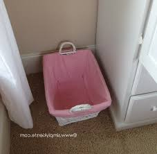 Laundry Hamper Tilt Out by Laundry Room Laundry Hamper For Small Spaces In Satisfying