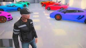 most impressive gta online garage ever neon grand theft