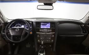 toyota 4runner interior 2017 comparison nissan armada platinum 2017 vs toyota 4runner