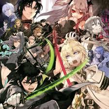 Owari No Seraph Light Novel Owari No Seraph Vs Battles Wiki Fandom Powered By Wikia