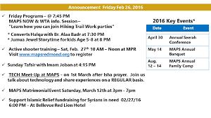 Maps Redmond Friday Annoucements Muslim Association Of Puget Sound Maps