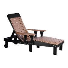 Cedar Chaise Lounge Luxcraft Crestville Lounge Chair Luxcraft Crestville