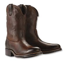 cowboy boots uk leather leather cowboy boots hh brown tanned roper boot orvis uk
