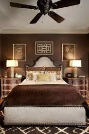 Chic Bedrooms We Want To Take A Nap In Warm Bedroom Bedrooms - Brown bedroom colors