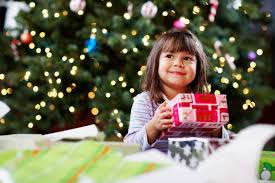 why i withhold presents from my children