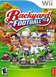 amazon com backyard football 2010 nintendo wii video games