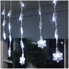 accessories falling led icicle lights fashioned