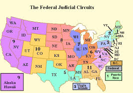 federal circuit court map chapter 5 the dual court system business
