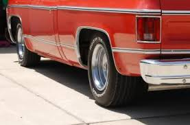 Wide Rims For Chevy Trucks How Wide Of Tires Can I Put On A 15x8 Rally 15x10 Rally The