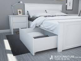 Bedroom Furniture Manufacturers Melbourne Ikea Wardrobes Brook Piece Queen Bedroom Package White Or Black