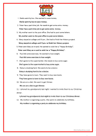 Gerund Or Infinitive Worksheet Infinitive Of Purpose Worksheet Free Esl Printable Worksheets