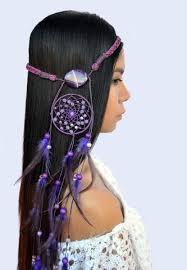 bohemian headbands bohemian headbands purple beetle